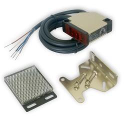 Czujnik fotoelektryczny SPDT E3JK-R4M1 230V