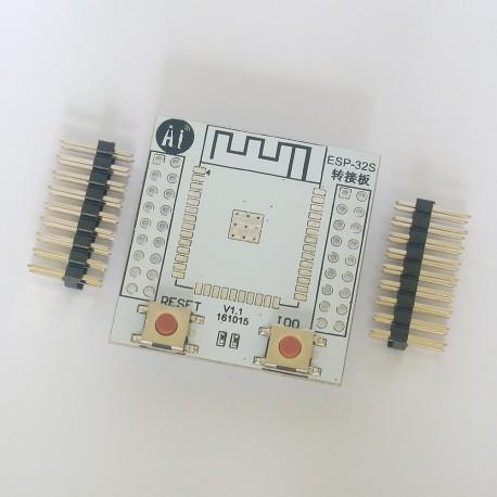 Adapter dla układów WiFi ESP32 ESP-32S