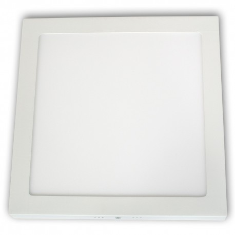 HOUSING LED 24 W / 230 V, IP44 SQUARE