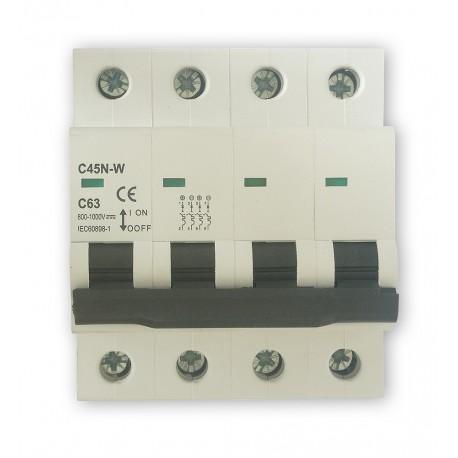 DC modular circiut breaker, 2P, 10A, 440VDC