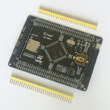 Moduł STM32F103ZET6