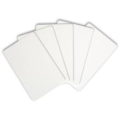 Karta zbliżeniowa RFID UNIQUE programowalna EM4305 IC biała czysta