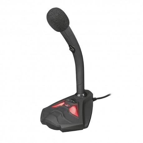 Mikrofon stojący TRUST GXT 211 Reyno USB