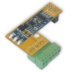 MODBUS RTU – nakładka z konwerterem RS485 dla wersji V3.7