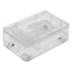 Obudowa Raspberry Pi Model B CLEAR