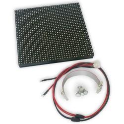 LED dot matrix 32x32 RGB 19x19cm module P6 HUB75 SMD