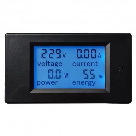 Miernik napięcia, prądu, mocy, energii 230V