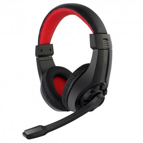 słuchawki z mikrofonem Gembird GHS-01