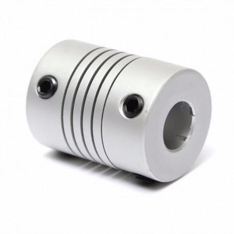 Sprzęgło aluminiowe 5x5