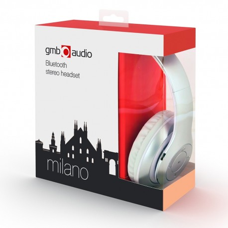 Słuchawki stereo Bluetooth MILANO