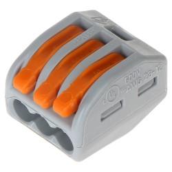 Kostka elektryczna typu WAGO 3 PIN