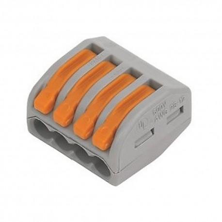 Kostka elektryczna typu WAGO 4 PIN