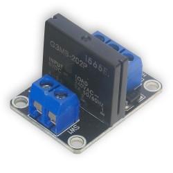 Moduł HL 1 przekaźnika SSR 2A/240V~ OMRON High Level
