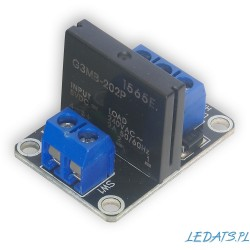 One channel SSR relay module OMORON