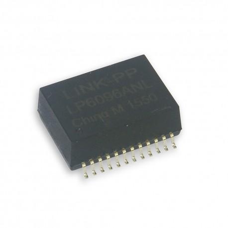 Transformator sygnałowy LP6096 ethernet PoE gigabit