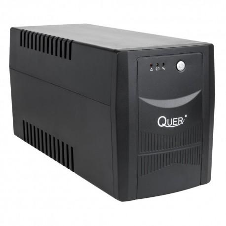 UPS Quer model Micropower 2000 (offline, 2000 VA / 1200 W, 230 V, 50 Hz)
