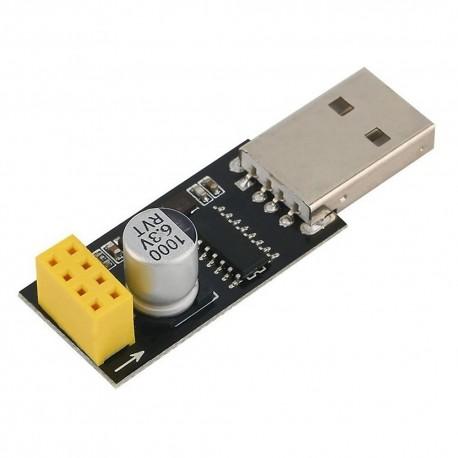 Konwerter USB-UART do modułu WIFI ESP8266