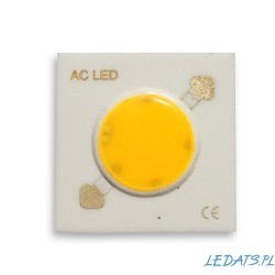 9W LED COB 230V AC cold