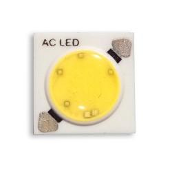 Dioda 5W LED COB AC 230V Ciepła