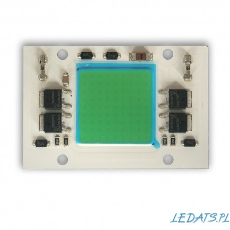 Dioda 50W LED COB 230V AC neutral