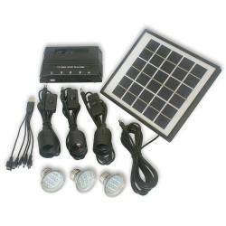 XT-5000A - Mini system solarny