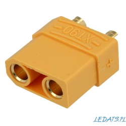 Connector 90A XT90/ Female without cover