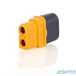 Connector 60A XT60/ Female wit cover
