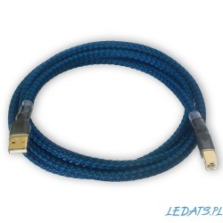 USB DAC Cable Gold plated Audiophile HI-FI