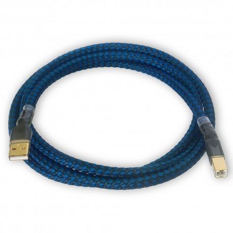 Kabel USB-A - USB-C, 1m AVACOM