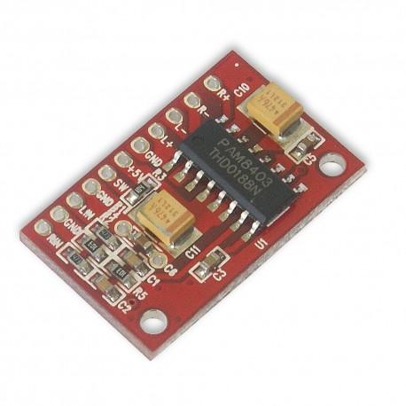 TDA3116 50W+50W Audio Amplifier Board