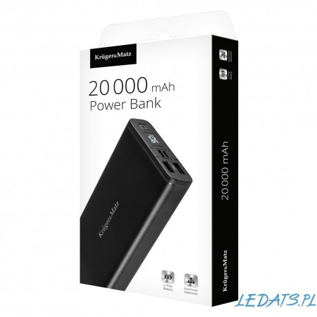 XIAOMI MI 2C Power bank 20000MAH QC 3.0