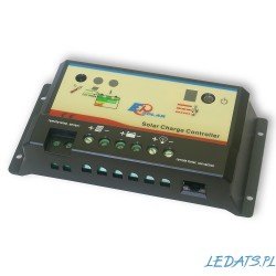 SOLAR CHARGE CONTROLLER EPIPDG-COM 12V/24V 10A with LCD Remote monitor