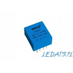 HALL VOLTAGE SENSOR HVSR25-3 RATED INPUT ±5MA RATED OUTPUT 1.65V±0.625V