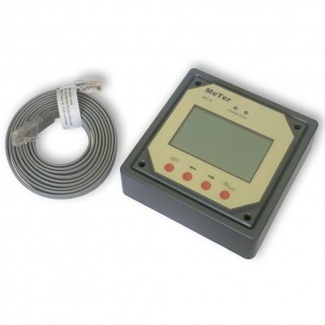 STEROWNIK ZDALNY MT-2 Z WYŚWIETLACZEM LCD DO KONTROLERÓW Z SERII EPIP-COM