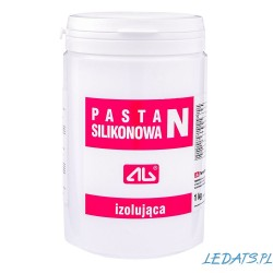 Pasta silikonowa izolująca N 1KG