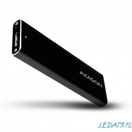 Alu obudowa USB 3.1 - SATA 6G dla NGFF M.2 SSD