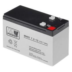 Akumulator MW Power MWS 7,2-12 (7,2Ah 12V)