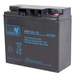 Akumulator MW Power MW 20-12 (20Ah 12V)