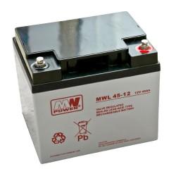Battery AGM 12V-45 Ah