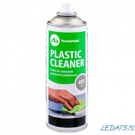 Pianka i płyn do plastiku 400ml