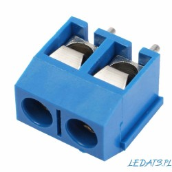 PCB screw terminal block 301-5.0 -2PIN