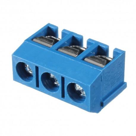 PCB screw terminal block 301-5.0 listwa zaciskowa AK5 3PIN