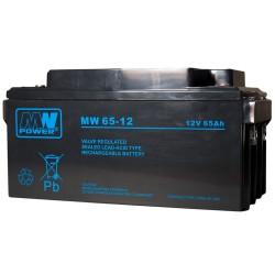 Akumulator MW Power MW 65-12 (65Ah 12V)