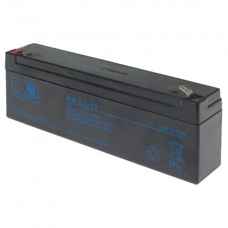 Akumulator MW Power MW 2,2-12 (2,2Ah 12V)