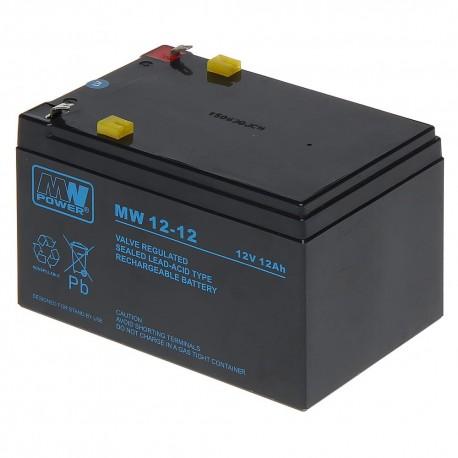 Akumulator MW Power MW 12-12 (12Ah 12V)