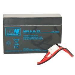 Akumulator MW Power MW 0,8-12 (0,8Ah 12V)