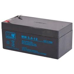 Akumulator MW Power MW 3,4-12 (3,4Ah 12V)
