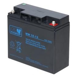 Akumulator MW Power MW 18-12 (18Ah 12V)