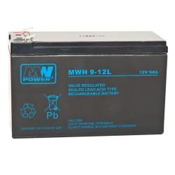 Akumulator MW Power MWH 9-12L (9Ah 12V)