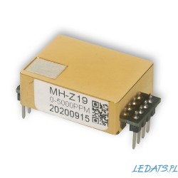 Czujnik CO2 MH-Z19 wersja goldpin